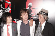 The Rolling Stones and Keith Richards Photo