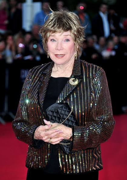 Shirley MacLaine Clothes