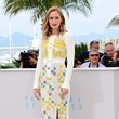 Look of the Day: Emily Blunt's Colorful Frock
