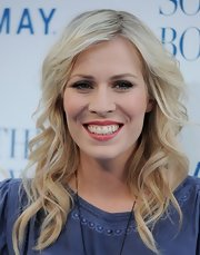 Natasha Bedingfield wowed at the premiere of 'Something Borrowed' with long soft curls.