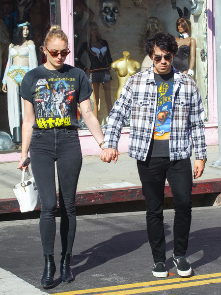 Sophie Turner Graphic Tee
