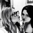 ...and Puckers Up With Ashley Benson