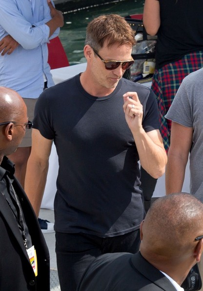 Stephen Moyer at Comic-Con