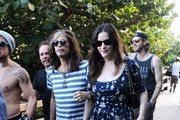 Liv Tyler and Steven Tyler Photo