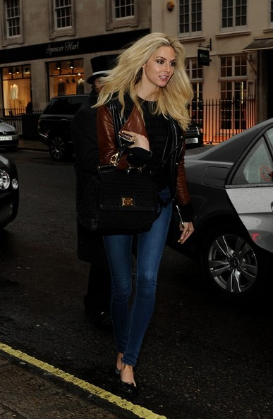 Tamsin Egerton Clothes