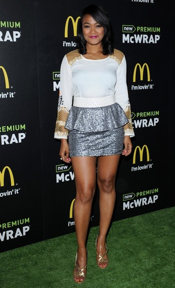 Tatyana Ali Clothes