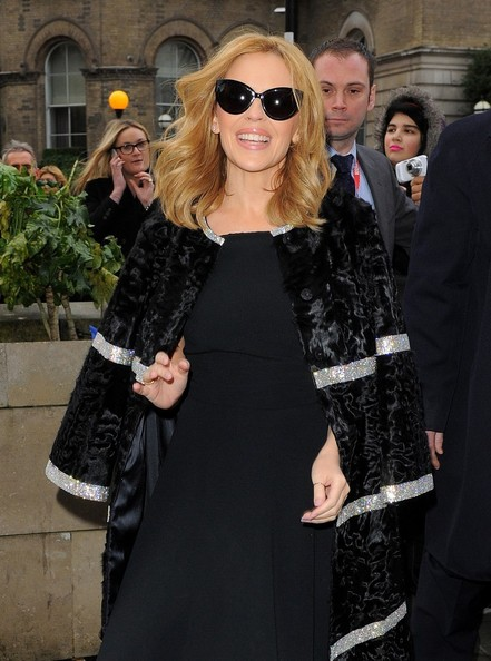 More Pics of Kylie Minogue Cateye Sunglasses (1 of 13) - Cateye Sunglasses Lookbook - StyleBistro