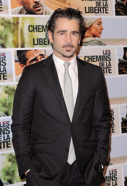 More Pics of Colin Farrell Men's Suit (2 of 5) - Colin Farrell Lookbook - StyleBistro