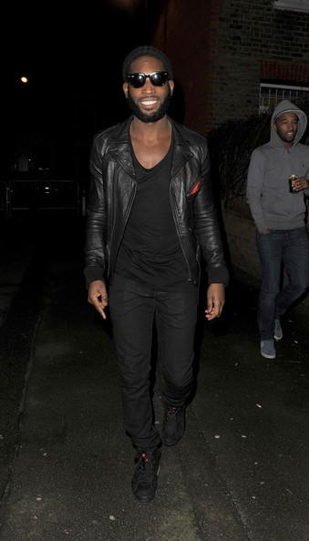 Tinie Tempah Leather Jacket
