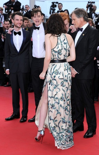 'On The Road' Premieres at Cannes