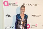 Toni Garrn Wrap Dress