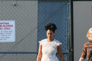 Tracee Ellis Ross Lace Dress