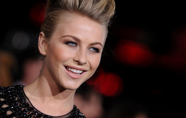 More Pics of Julianne Hough Pompadour (1 of 12) - Updos Lookbook - StyleBistro