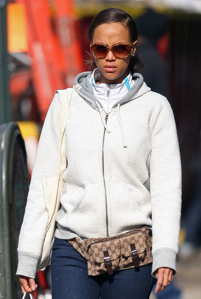 Tyra Banks Sunglasses