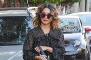 Vanessa Hudgens Square Sunglasses