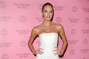 Model Candice Swanepoel Responds to Weight Loss Critics