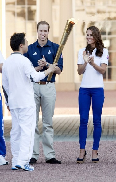 Kate in Adidas & J Brand