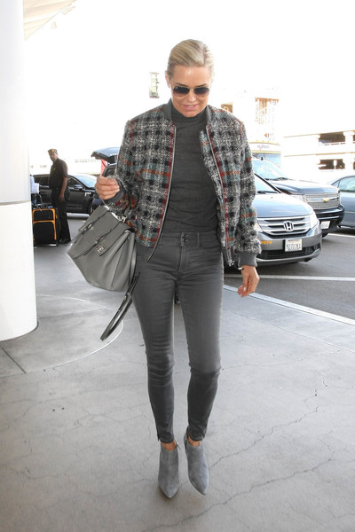 Yolanda Foster Ankle Boots []