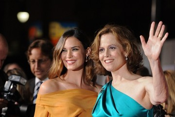 "Sigourney Weaver Odette Annable ""You Again"" World Premiere"