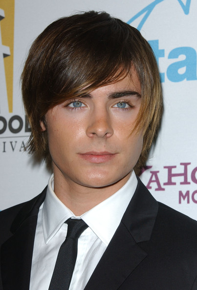 Zac Efron Narrow Solid Tie