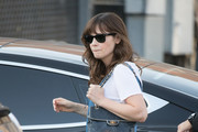 Zooey Deschanel Wayfarer Sunglasses