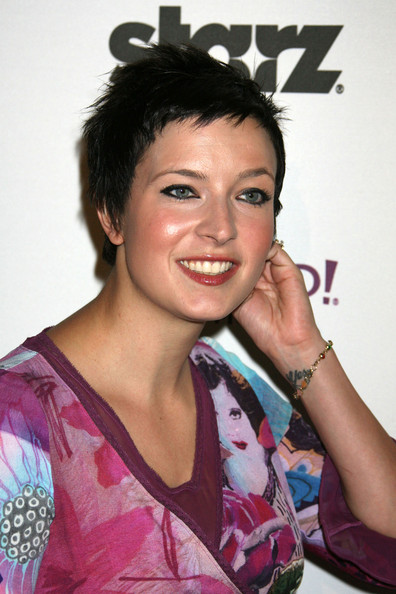 """Writer Diablo Cody has the word """"Yes"""" tattooed on the inside of her left wrist."""