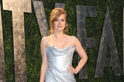 Celebrities at the 2012 Vanity Fair Oscar Party at the Sunset Tower hotel in Hollywood, CA on February 26, 2012<br /> <br /> Pictured: Amy Adams
