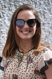 Natalie Portman kept it casual with this mid-length bob while out and about at the Venice Film Festival.