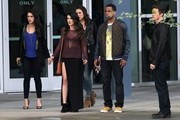 Shenae Grimes and Tristan Wilds Photo