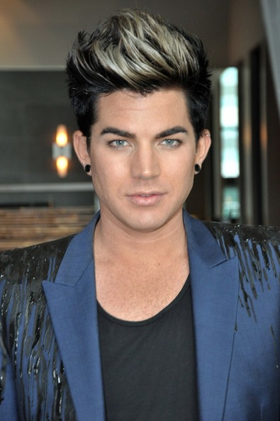 More Pics of Adam Lambert Blazer (1 of 5) - Adam Lambert Lookbook - StyleBistro