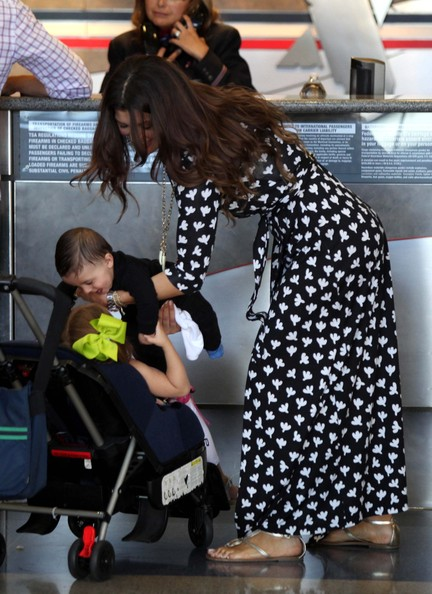Ali Landry And Hubby Alejandro Are Set To Fly With Daughter Estela and New Son Marcelo