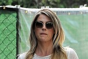 Ali Larter Square Sunglasses