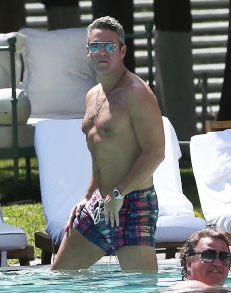 More Pics of Andy Cohen Swim Trunks (1 of 65) - Swim Trunks Lookbook - StyleBistro