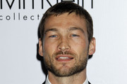 Andy Whitfield Short Straight Cut