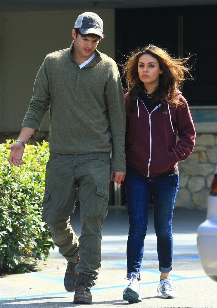 Mila Kunis Barefaced Beauties Celebrities Without
