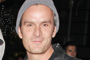 Balthazar Getty Cable Beanie