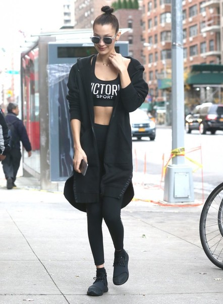 Bella Hadid Leggings