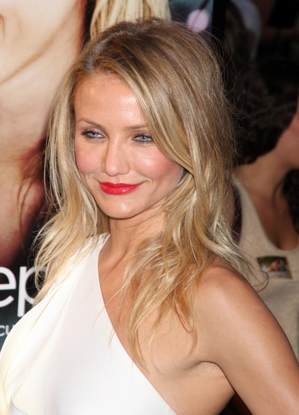 cameron diaz hair holiday. Cameron Diaz Hair