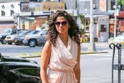 Camila Alves Wrap Dress