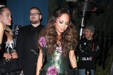 What Do You Think of Cheryl Burke's Halloween Outfit?