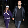 Jenni Rivera and Esteban Loaiza