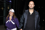 Jenni Rivera and Esteban Loaiza Photo