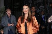 Kyle Richards Bomber Jacket