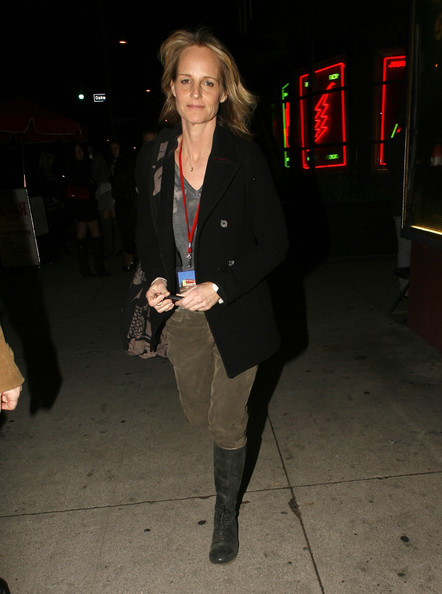 More Pics of Helen Hunt Knee High Boots (2 of 3) - Helen Hunt Lookbook - StyleBistro []