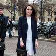 Michelle Dockery at Miu Miu