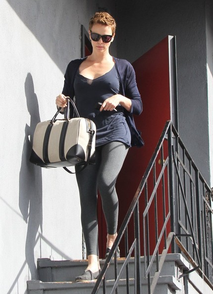 Charlize Theron Handbags