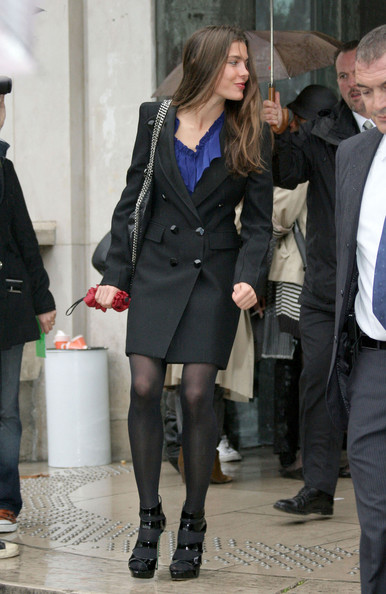 Charlotte Casiraghi Folding Umbrella