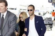 Chris Diamantopoulos Blazer