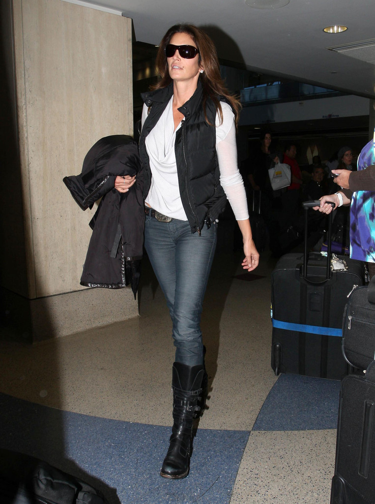 Cindy Crawford Flat Boots Cindy Crawford Shoes Looks