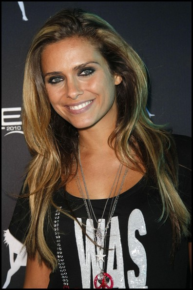 Clara Morgane Hair